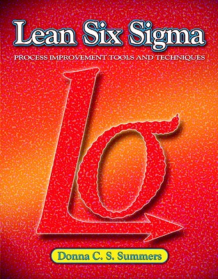 Lean Six Sigma By Summers, Donna C.