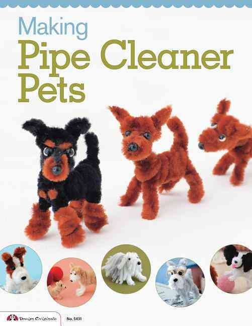 Making Pipe Cleaner Pets By Boutique-sha, Inc. (COR)